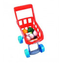 Supermarket Toy shop Counter Trolley Shopping 6747
