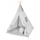 8702 Teepee Canvas Kids Large Outdoor and Indoor P