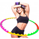 Circle Hula Hoop With Massage Balls