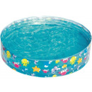 Swimming pool. Garden Basin for Children Bestway 5