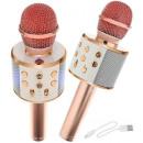 grossiste Electronique de divertissement: Microphone sans fil karaoké haut-parleur ...