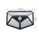 wholesale Lampes:100LED L10720 solar lamp