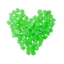 Glowing stones - 100pcs green set # 8766