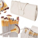 Makeup brushes 18 pcs. P8572