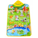 wholesale Toys: Adventure Mat Animals Light Sound Effects Baby ...