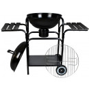 wholesale Barbecue & Accessories: Coal Grill Gril Garden Shelves Ashtray Wheels 8056