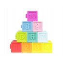 Baby toys Baby blocks Soft building blocks from 6