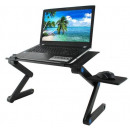Laptop Table Stand Height Adjustable USB Cooling M