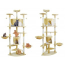 Cat Kittens Scratching Tree Tube Fun Animal House