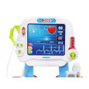 Little doctor medical play set toy - trolley 6114