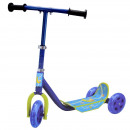 wholesale Kids Vehicles: Scooter 3 wheels  Junior  blue 69cm