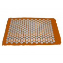 groothandel Tapijt en vloerbedekking: shanti oranje  tapijt acupressuur 65 x 41cm