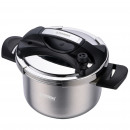 Herzberg HG-PS4: 4L Pressure Cooker in Stainless S