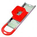 Großhandel Küchenutensilien: Blaumann BL-1159, Gnocchi Reibe 8mm Rot