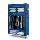 Herzberg HG-8012: Blue Storage Cabinet
