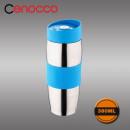 grossiste Tasses & Mugs: Cenocco CC-6000; Tasse Voyage en Inox Bleu