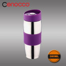 grossiste Tasses & Mugs: Cenocco CC-6000; Tasse Voyage en Inox Mauve