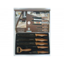 Royalty Line RL-WD5; Set of knives
