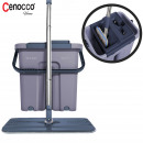 wholesale Cleaning: Cenocco CC-9070: Flat Mop With Gray Bucket