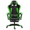 hurtownia Artykuly elektroniczne: Herzberg HG-8080: Ergonomiczne krzesło do gier w d