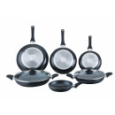 wholesale Pots & Pans: Herzberg HG-6010; Cookware set