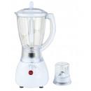 Herzberg HG-5008; Plastic bowl blender 600W 2