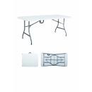 wholesale Garden Furniture: Herzberg HG-5020  Foldable Table Suitcase