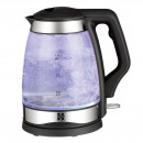 Herzberg HG-5044; Electric kettle in glass 1