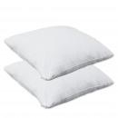 wholesale Bedlinen & Mattresses: Herzberg HG-65X2: 2 Piece Visc Foam Pillow
