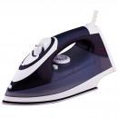 wholesale Kitchen Electrical Appliances: Herzberg HG-8037: Steam Iron 2200W - Dark Blue