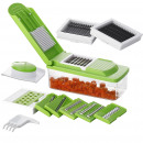 wholesale Kitchen Electrical Appliances: Herzberg HG-8045: Multifunction Slicer And Chopper