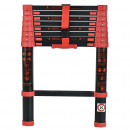 Herzberg HG-BK260: Colorful Telescopic Ladder