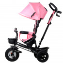 Kinderline TRC-711.1 PINK: Tricycle stroller for