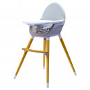 wholesale Child and Baby Equipment: Kinderline WHC-701.1GREY: High chair Pod ...
