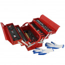 wholesale Toolboxes & Sets: Mannsberger 808.606: 121 Piece Tool Set