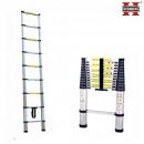 groothandel Overigen: Herzberg HG-5380;  Telescopische ladder 3m80