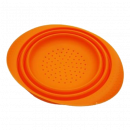 Großhandel Elektrogeräte Küche: PETERHOFFPH-12844; Orange Silikon Siphon