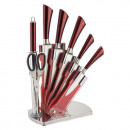 Royalty Line RL-KSS804, 8 Piece Knife Set