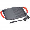 wholesale Microwave & Baking Oven: Royalty Line RL-NEWTG47M; Grill plate with rev