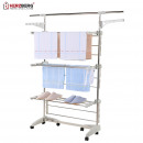 wholesale Laundry: Herzberg HG-5015; Foldable clothes dryer multifon