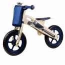 wholesale Car accessories: Kinderline WBC726.1: Wooden Balance Bike Blue