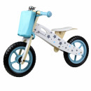 wholesale Car accessories: Kinderline WBC726.1: Turq wooden balance bike