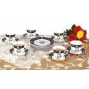 Zillinger ZL 742; Tea service for 6 people