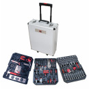 Herzberg HG-5199; Tool case of 199 pcs