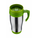 wholesale Thermos jugs: Renberg RB-3019;  Green Insulated Bottle