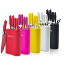 wholesale Knife Sets: Royalty Line  RL-6MSTK Knives with 6PCS support