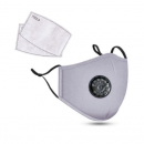 PM2.5M: Mask coton Washable With Ca Filters