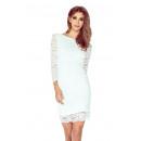Großhandel Kleider: 145-3 Kleid SPITZE - ECRU
