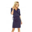Großhandel Pullover & Sweatshirts: 161-8 AGATA - Pulloverkragenkleid -