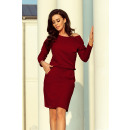 wholesale Dresses: 189-5 Sweat dress with a neckline at the back - BO